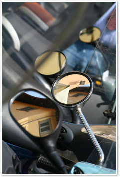 Florence Scooter Mirrors