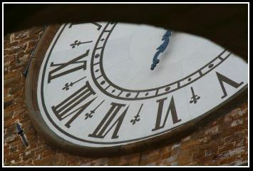 Palazzo Vecchio Clock
