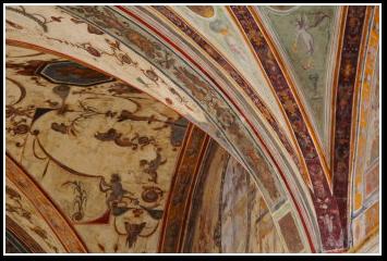 Palazzo Vecchio Ceiling