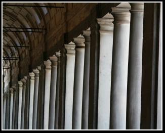 Uffizi Columns