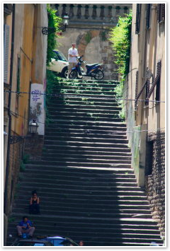Florence Steps
