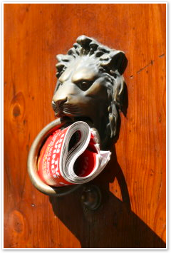 Florence Door Knocker