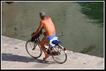 Speedo Biker