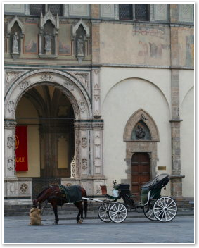 Florence Horse