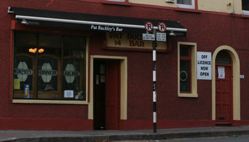 Pat Buckley's
