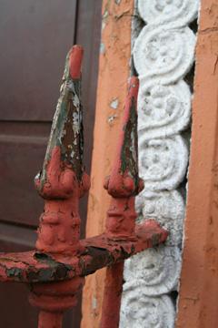 Cork Railing