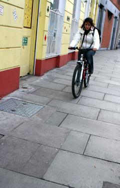 Cork Biker