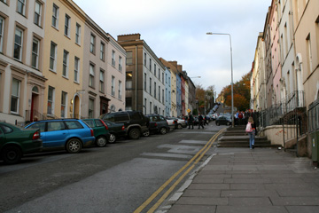 Cork Steep Street