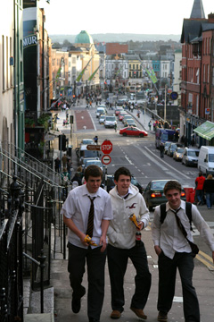 Cork kids