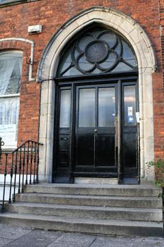 Cork Door