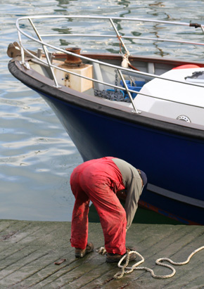Kinsale Fisherman