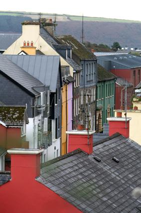 Kinsale Rooftops
