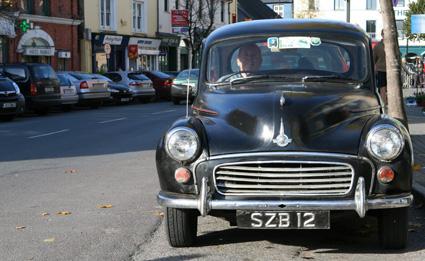 Kinsale Car