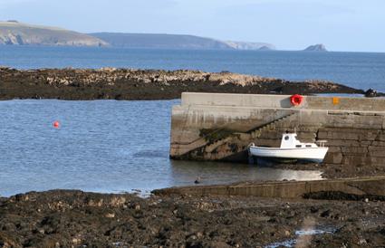 West Cork Boat