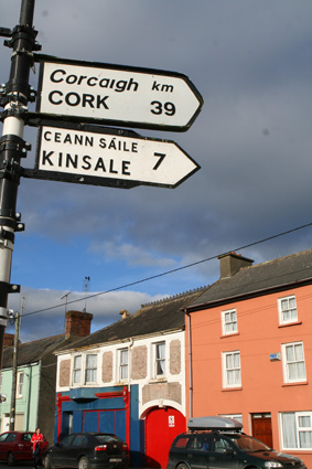 Cork/Kinsale Sign